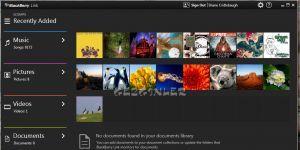 BlackBerry Link Ekran Görüntüsü