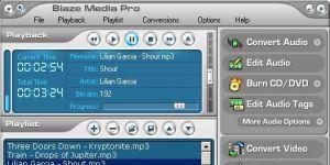 Blaze Media Pro Ekran Görüntüsü