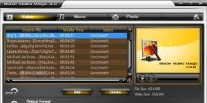 Blaze Video Magic Ekran Görüntüsü