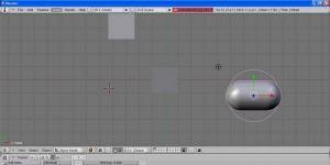 Blender Ekran Görüntüsü