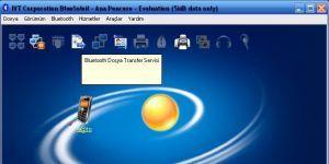 BlueSoleil Ekran Görüntüsü