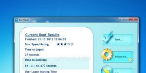 BootRacer Ekran Görüntüsü