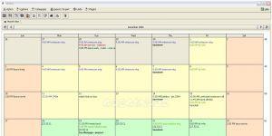 BORG Gündizme Programı Ekran Görüntüsü
