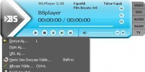 BSplayer Ekran Görüntüsü