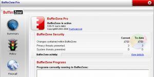 BufferZone Pro Ekran Görüntüsü