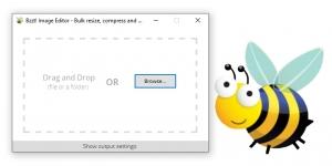 Bzzt! Image Editor Ekran Görüntüsü
