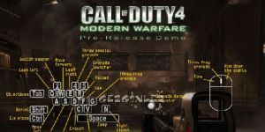 Call of Duty 4: Modern Warfare Demo Ekran Görüntüsü