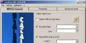Catalencoder Ekran Görüntüsü