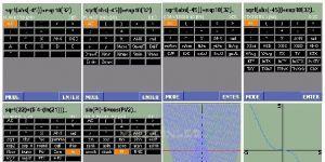 Cep Telefonu İçin Bilimsel Hesap Makinası Ekran Görüntüsü