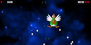 Chicken Invaders Ekran G�r�nt�s�