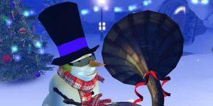 Christmas 3D Screensaver Ekran Görüntüsü