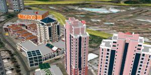 CitySurf Globe Ekran Görüntüsü