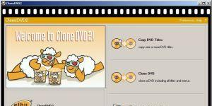 CloneDVD Ekran Görüntüsü