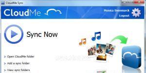 CloudMe Ekran Görüntüsü