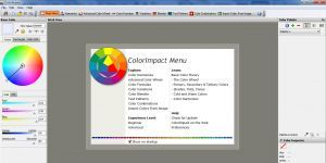 Color Impact Ekran Görüntüsü