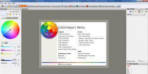 Color Impact Ekran G�r�nt�s�