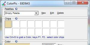 ColorPic Ekran Görüntüsü