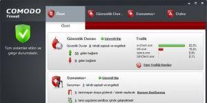 Comodo Free Firewall Ekran Görüntüsü