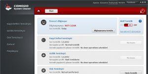 Comodo System Utilities Ekran Görüntüsü