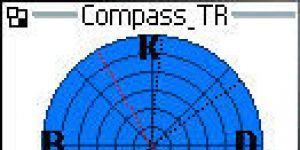 Compass_TR (CepPusula) Ekran Görüntüsü