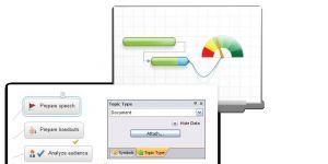 ConceptDraw Office Ekran Görüntüsü