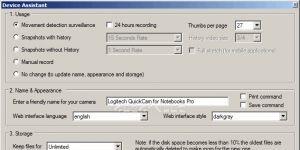 ContaCam Ekran Görüntüsü