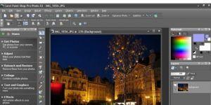 Corel Paint Shop Pro Ekran Görüntüsü