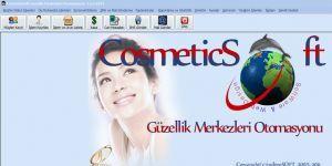 CosmeticSoft Kuaför ve Güzellik Merkezleri Otomasyonu Ekran Görüntüsü