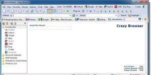 Crazy Browser Ekran Görüntüsü
