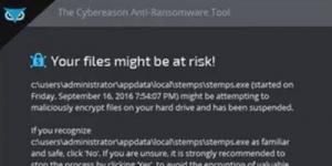 Cybereason RansomFree Ekran Görüntüsü