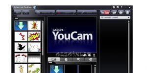 CyberLink YouCam Ekran Görüntüsü