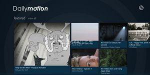 Dailymotion Ekran Görüntüsü