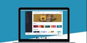 Deezer Desktop Ekran Görüntüsü