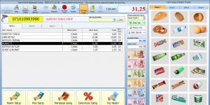 DemirSoft Barkodlu Satış programı Ekran Görüntüsü