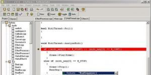 Orwell Dev-C++ Ekran Görüntüsü