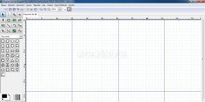 Dia Diagram Editor Ekran Görüntüsü