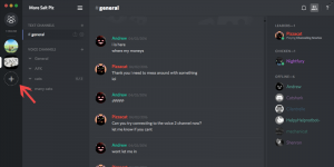 Discord Ekran Görüntüsü