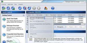 Diskeeper Pro Premier Ekran Görüntüsü