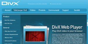 DivX Web Player Ekran Görüntüsü