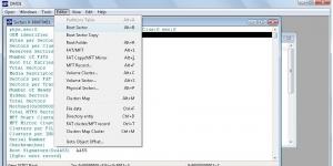 DMDE Ekran Görüntüsü