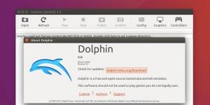 Dolphin Ekran Görüntüsü