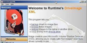 DriveImage XML Ekran Görüntüsü