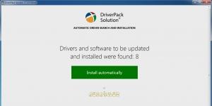 DriverPack Solution Online Ekran Görüntüsü
