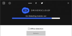 DriversCloud Ekran Görüntüsü