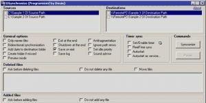 DSynchronize Ekran Görüntüsü