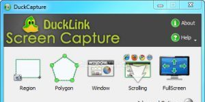 DuckCapture Ekran Görüntüsü