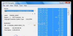DVD Decrypter Ekran Görüntüsü