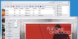 DVD slideshow GUI Ekran Görüntüsü