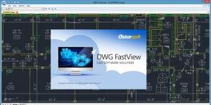 DWG FastView Ekran Görüntüsü
