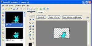 Easy Gif Animator Ekran Görüntüsü